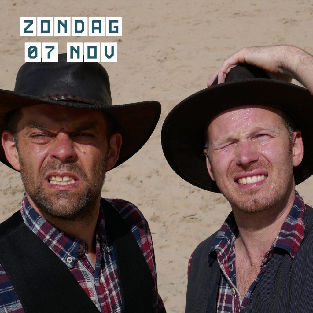 7 november Groen en Van Lien