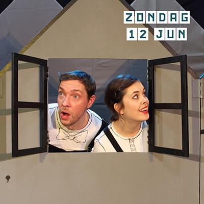 Zondag 12 juni kindertheater