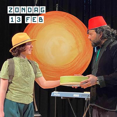 13 februari Magie van Marokko